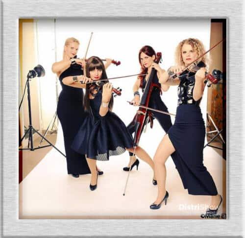 Quatuor Les Muses