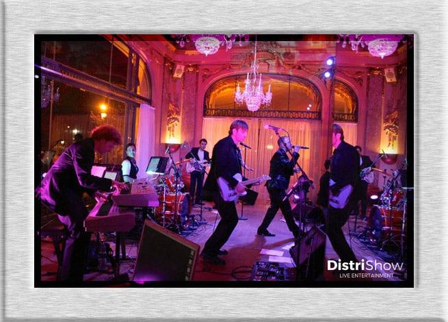 Prestige Orchestra Booking