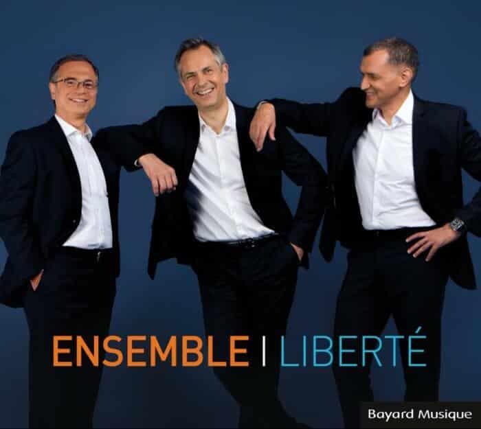 Trio ENSEMBLE - Liberté