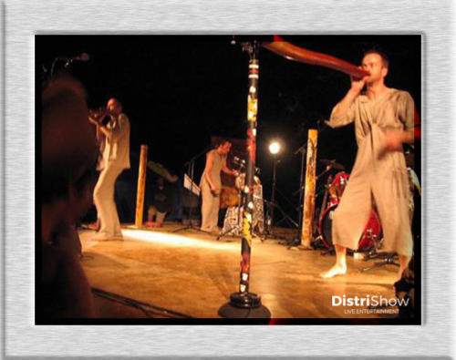Aborigènes Show booking