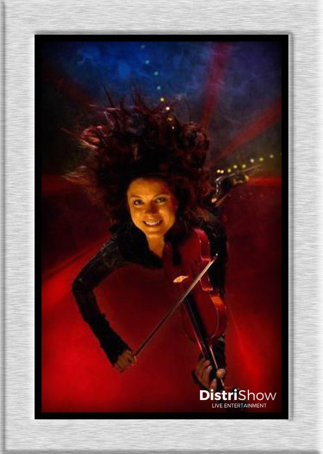 Aerial Violin booking