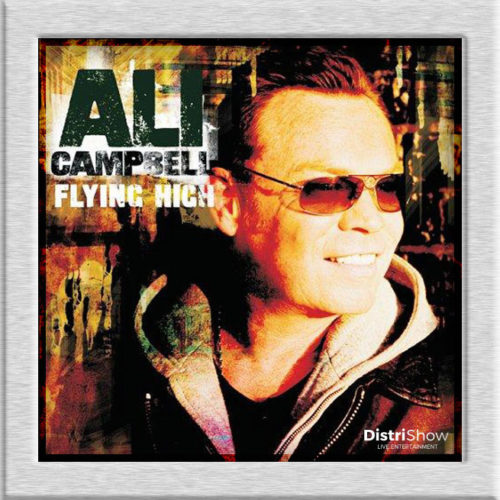 ALI CAMPBELL UB40 booking