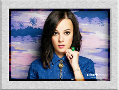 Alizée booking