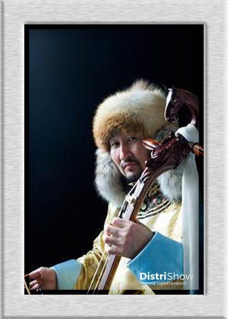 Altaï Tradition musician