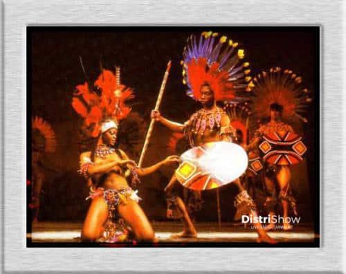 Amazonia Show booking