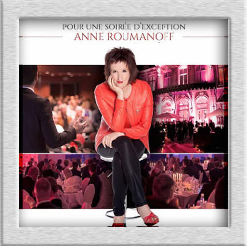 Anne Roumanoff booking