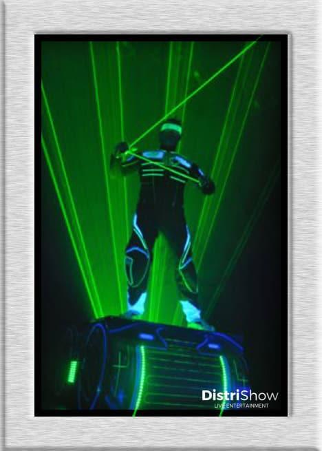 Artiste Laser booking