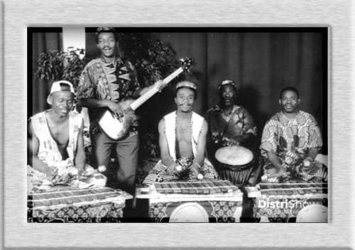 Balafons africains booking
