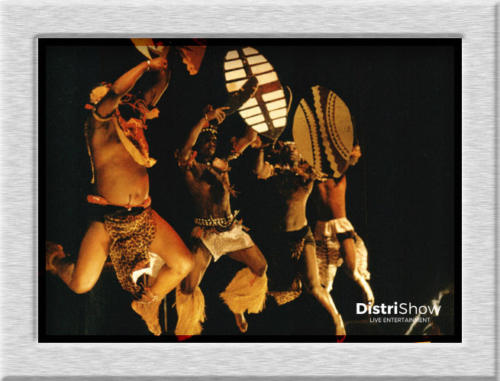 Ballets africains booking