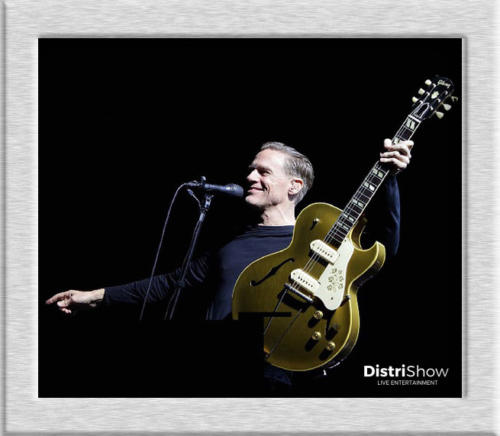 Bryan Adams booking