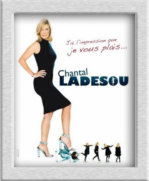 Chantal Ladesou booking