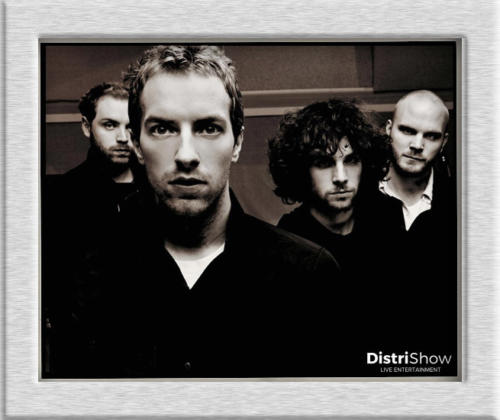 COLDPLAY booking