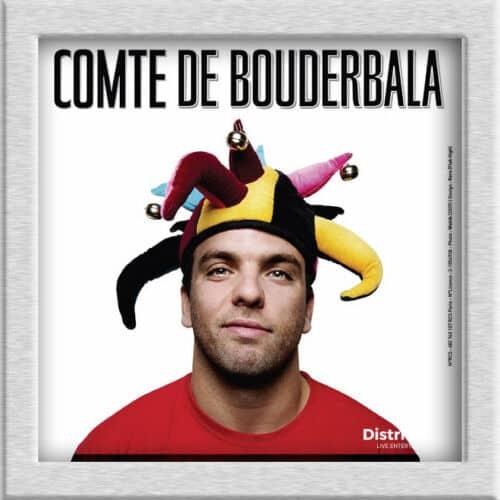 Comte de Bouderbala booking