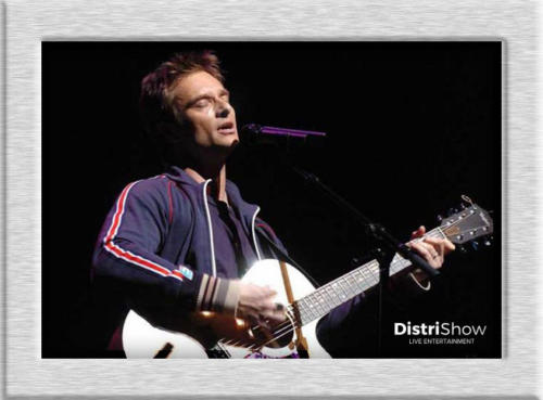 David Hallyday booking