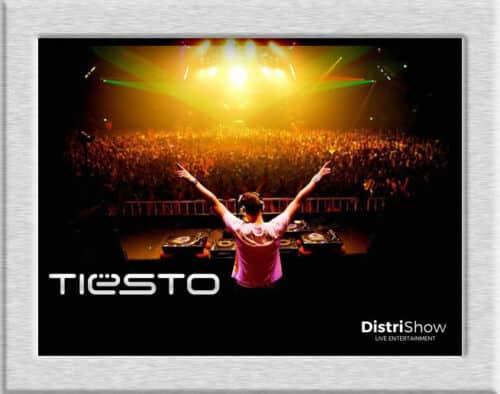 DJ TIESTO booking