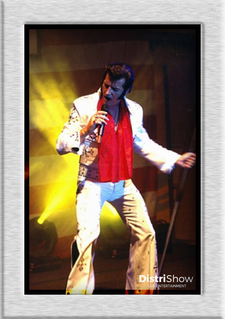 Elvis Presley Tribute Band Sosie Show booking