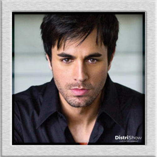 Enrique Iglesias booking