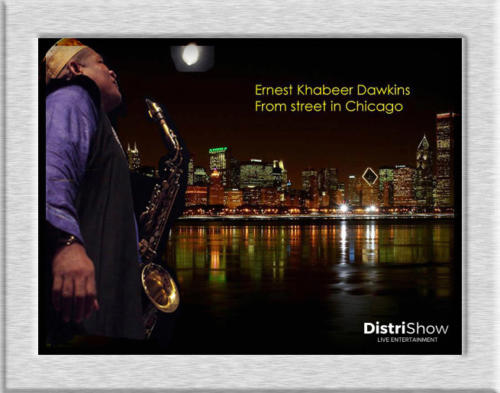 Ernest Dawkins booking