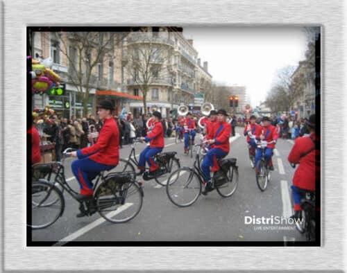 Fanfare à Vélos booking
