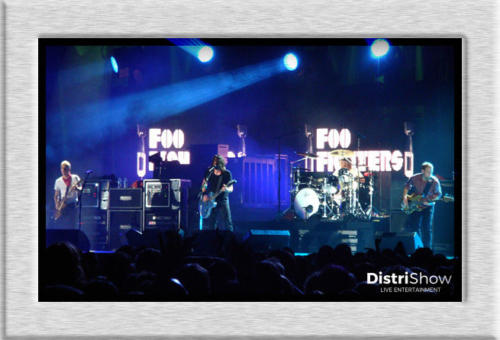 Foo Fighters booking