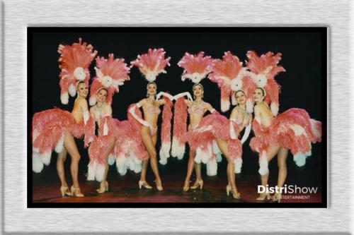French Cancan de Paris booking