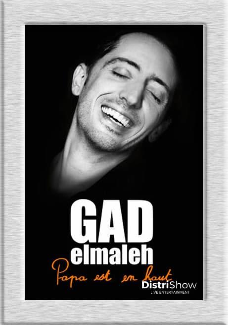 Gad Elmaleh booking
