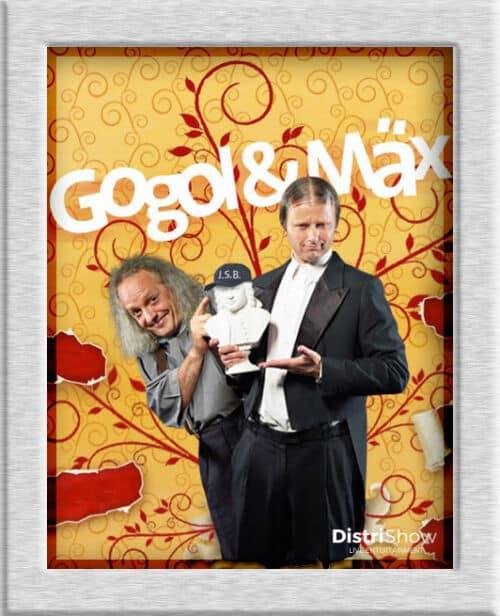 Gogol et Mäx booking
