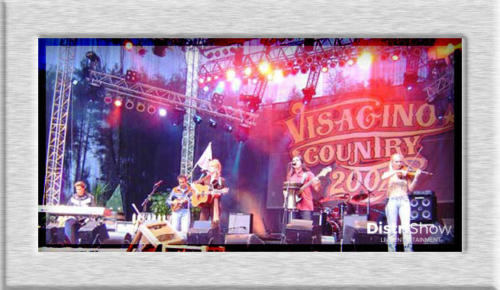 Groupe Country booking