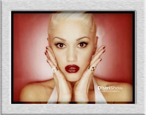Gwen Stefani booking
