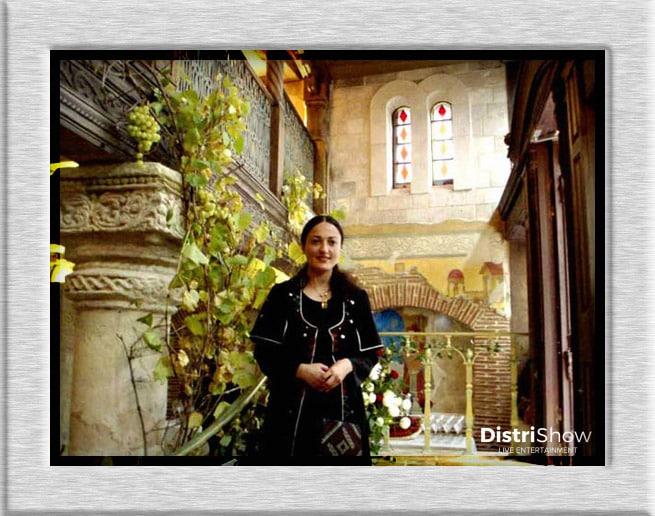 Harmonie Géorgienne booking