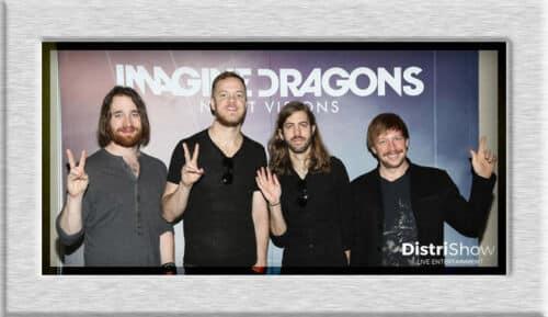Imagine Dragons booking