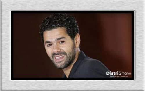 Jamel Debbouze booking