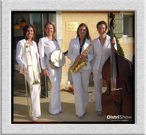 Jazz Sisters