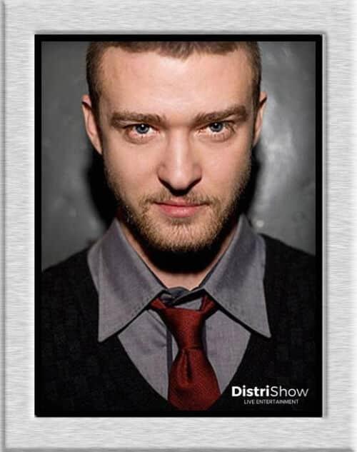 Justin Timberlake booking