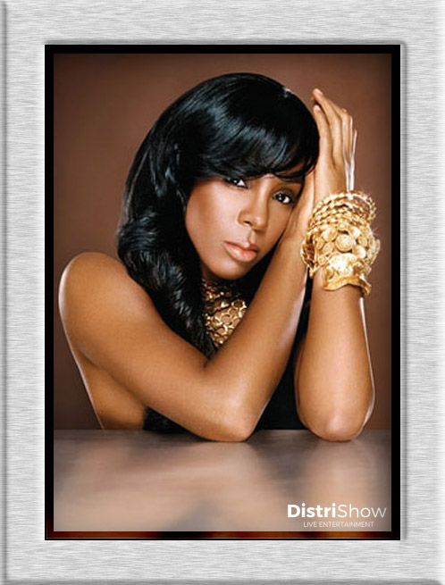 Kelly Rowland booking