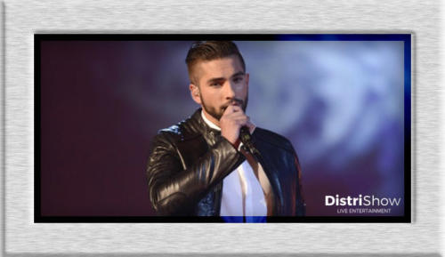 Kendji Girac booking
