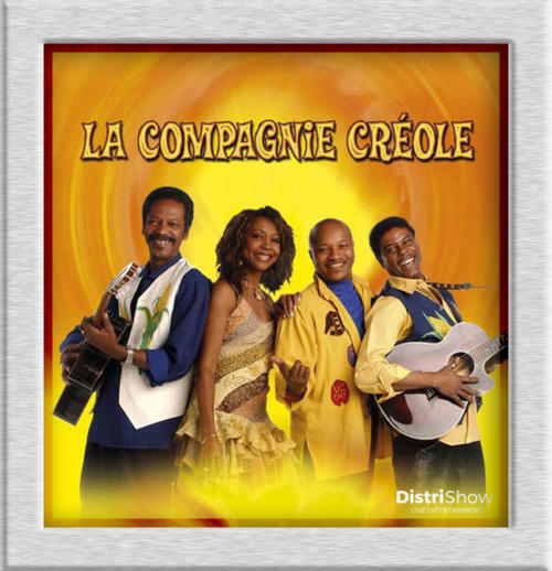 La Compagnie Créole booking