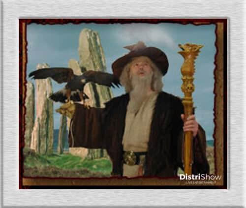 Merlin Magicien