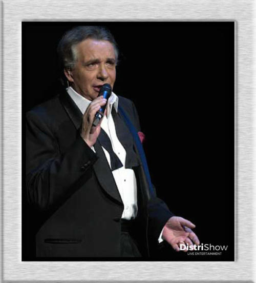 Michel Sardou booking