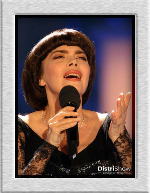Mireille Mathieu booking