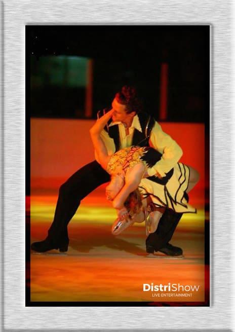 Modern Circus Ice Show booking