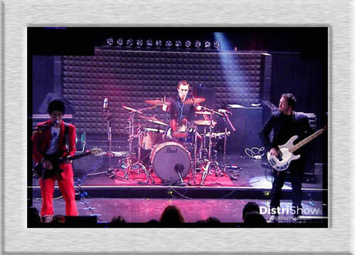 MUSE Tribute Band booking
