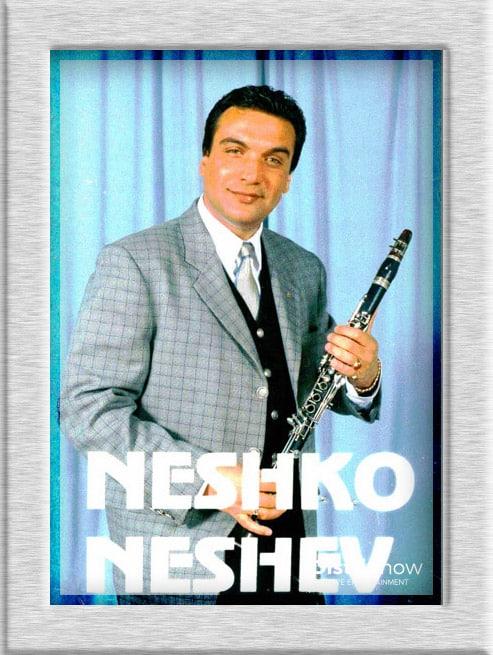 Neshko Neshev booking