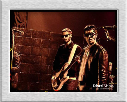 Oasis Tribute Band booking