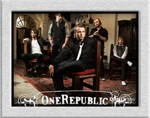 One Republic booking