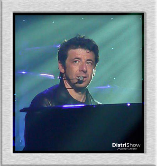 Patrick Bruel booking