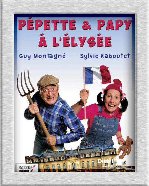 Pepette et Papy booking