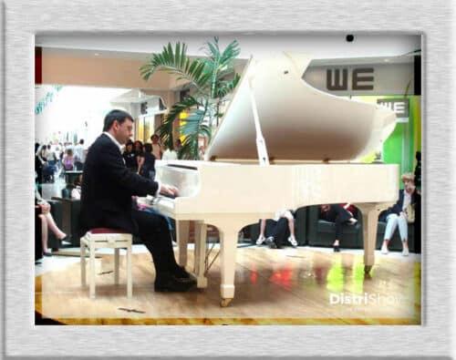 Pianiste Jazz booking