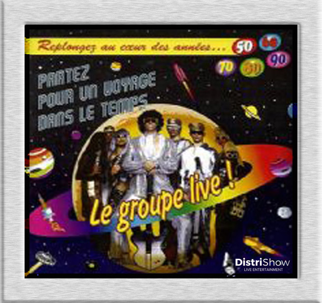 Pop Story Band booking