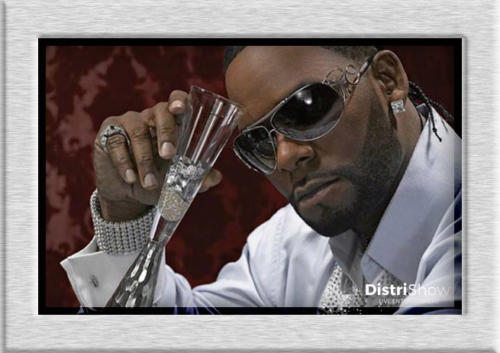 R KELLY booking